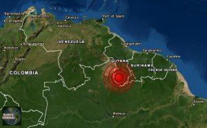 Manaus registra tremor após terremoto na Guiana