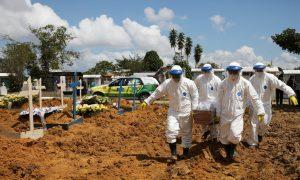 Manaus registra 125 novos enterros e atinge menor número dos últimos 28 dias