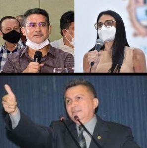 Secretários fura-filas continuam empregados na prefeitura de Manaus, enquanto dois servidores que ganham salário mínimo foram pro olho da rua