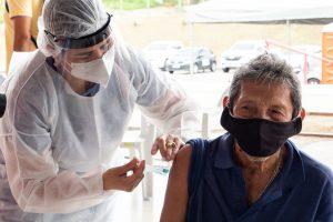 Novo posto de vacinação contra Covid-19 amplia capacidade de atendimento para 10 mil pessoas por dia