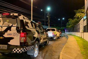 Manaus: 17 pessoas são detidas por desrespeitar decreto e vão responder por crime