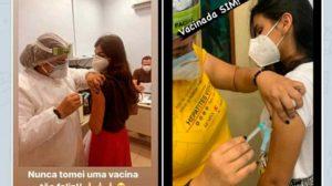 Acusadas de receber 2ª dose da vacina 'indevidamente', irmãs Lins tentam silenciar a REVISTA CENARIUM