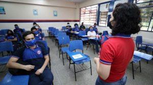 Escolas particulares do Amazonas informam que vão voltar a oferecer ensino híbrido em março