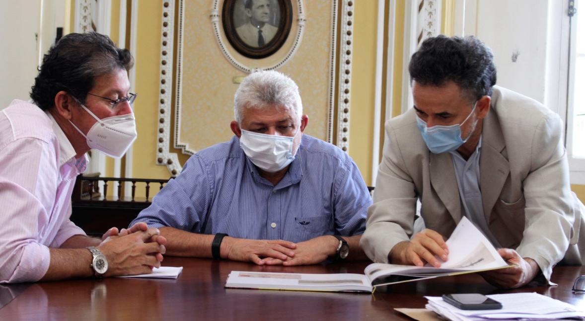 Programa da Prefeitura vai monitorar patrimônio público do Centro Histórico de Manaus