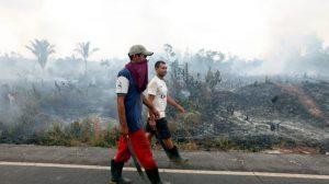 Brasil pede aos EUA apoio financeiro no combate ao desmatamento da Amazônia
