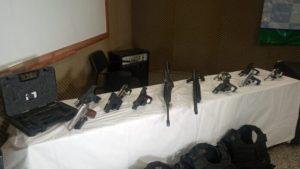SSP- AM apreende arsenal durante operação sobre organização criminosa que atuava Parque São Pedro