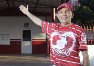 Paulinho Faria, ex-apresentador do Boi Garantido, morre vítima da Covid-19