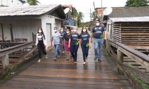 25 mil famílias das 100 mil previstas receberam cartão auxílio do governo do Amazonas