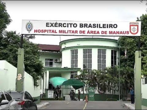 Forças Armadas negam leitos vazios em unidades hospitalares de Manaus