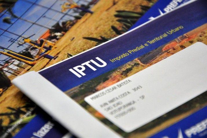 IPTU e Alvará 2021 já estão disponíveis para consulta e pagamento via internet