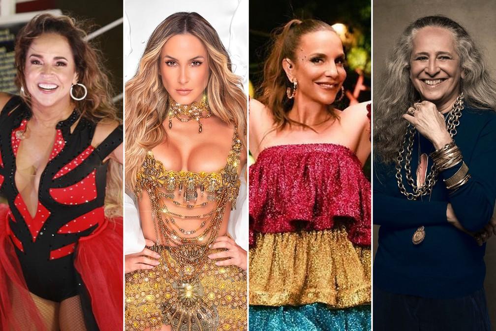 Lives de Carnaval: confira a agenda de shows para a semana
