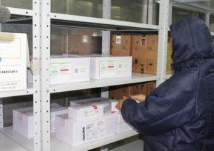 Juíza anuncia recontagem das vacinas; campanha não vai parar em Manaus