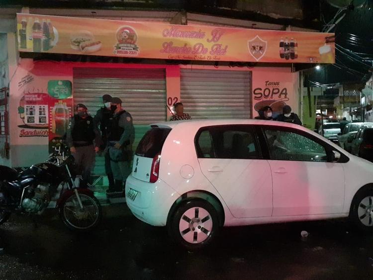 Empresário é assassinado dentro da própria lanchonete em Manaus