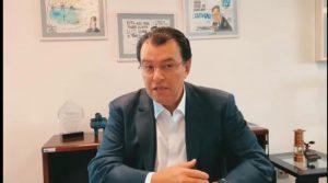 Eduardo Braga responde ataques do governador do Amazonas