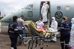 Amazonas registra total de 10.642 mortes por Covid, e mais de 310 mil infectados