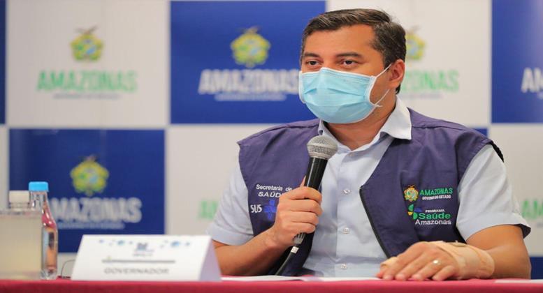 Governador prorroga Decreto e mantém toque de recolher por mais sete dias no AM