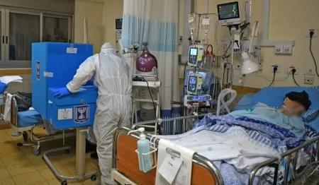 Israel instala urnas de votação em hospitais do país