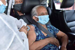 Idosos com 64 anos podem se vacinar contra Covid em sete pontos de Manaus nesta quarta (10)