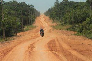 Justiça suspende obras para a reconstrução do lote C da Rodovia BR-319/AM