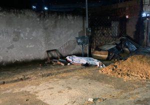 Homem é executado por 'pistoleiros' na comunidade Parque São Pedro