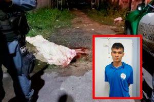Piu Piu', pistoleiro do CV, é executado com 11 tiros em Manaus