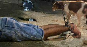 Populares amarram e espancam assaltante na zona Leste de Manaus