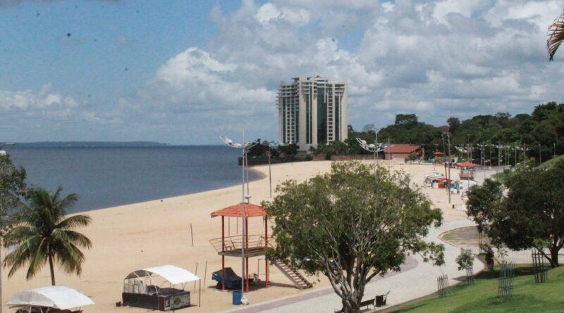 Praia da Ponta Negra vai ficar fechada até 15 de março