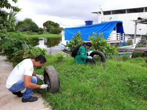 Saúde Amazonas alerta a população para prevenção contra doenças transmitidas pelo Aedes aegypti