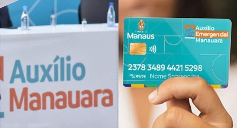 Nomes errados não interferiram em cadastros do Auxílio Manauara, diz Semasc