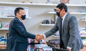 Para assumir vaga na Aleam, Tony Medeiros renuncia ao cargo de vice-prefeito de Parintins