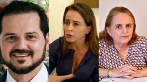 Elisabeth Valeiko e filho de deputada são alvos de investigação sigilosa do Ministério Público do Amazonas