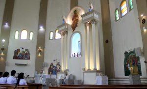 Arquidiocese de Manaus anuncia retorno de missas presenciais a partir deste sábado (13)