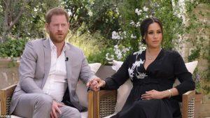 As revelações que não foram ao ar da entrevista de Meghan e Harry, segundo Oprah