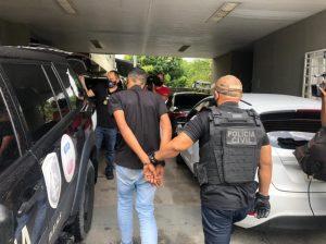 Jovem é preso no Pará após matar homem a facadas em hotel de Manaus