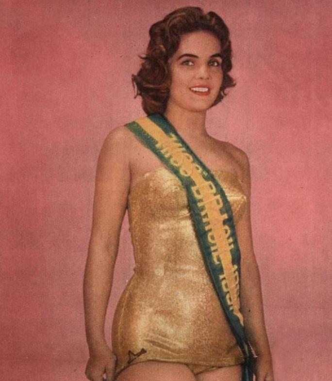 Ex-miss Brasil, Therezinha Morango morre aos 84 anos