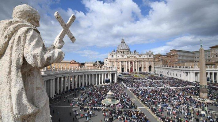 Igreja Católica não pode abençoar as uniões do mesmo sexo, diz Vaticano