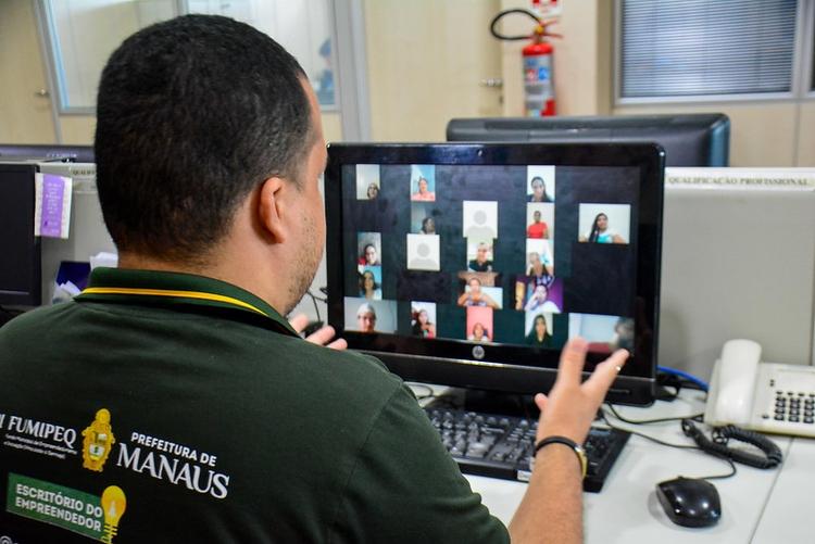 Prefeitura oferta 2 mil vagas gratuitas para cursos em Manaus