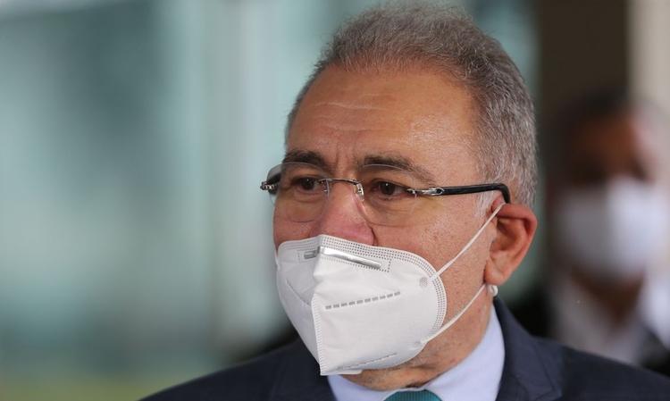 Ministro da Saúde anuncia secretaria para combate à Covid