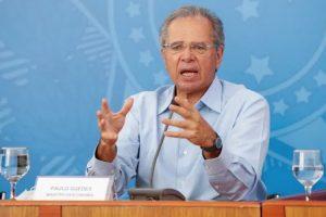 Auxílio Emergencial ficará entre R$ 175 e R$ 375, diz Paulo Guedes