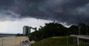 Influenciada pelo 'La Niña', Manaus deve continuar com chuvas até meados de abril