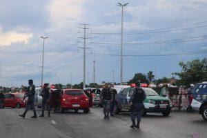 'Rolezinho' com cerca de mil pessoas é encerrado em Manaus