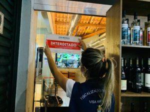 Bares são fechados em Manaus por aglomeração e descumprimento de medidas contra Covid