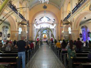 Domingo de Ramos tem missa sem procissão e com capacidade reduzida em Manaus