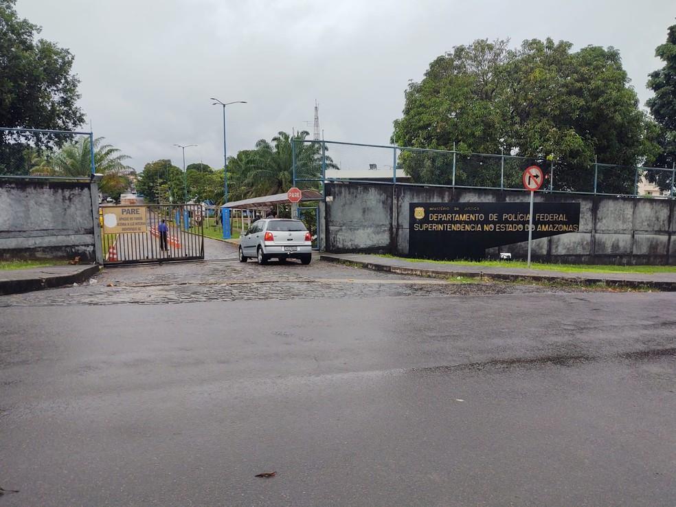 Operação da PF cumpre mandados em Manaus contra tráfico de drogas