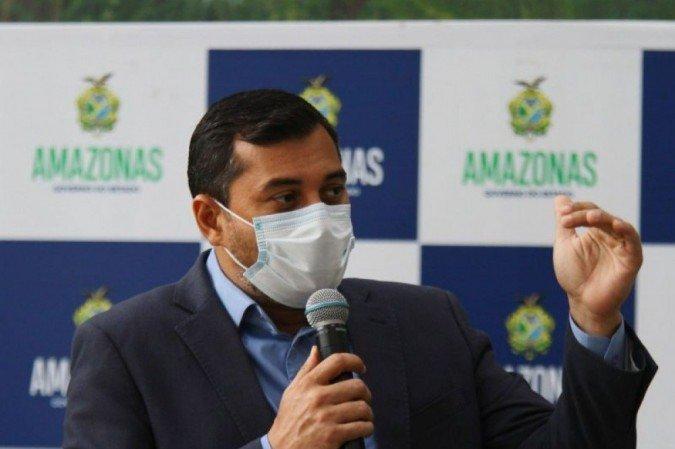 PGR denuncia governador do Amazonas ao STJ por crimes na pandemia