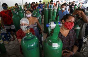 Suspeito de desviar cilindros de oxigênio durante caos na pandemia é preso em Manaus