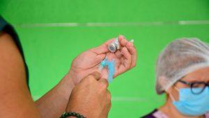 Vacinação de pessoas com qualquer comorbidade inicia nesta segunda-feira em Manaus