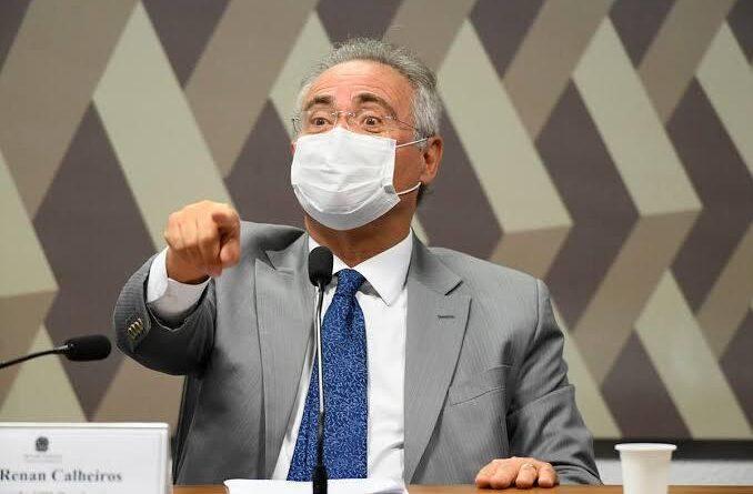 Lewandowski nega pedido para tirar Renan Calheiros da relatoria da CPI da Pandemia
