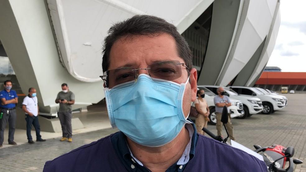 Secretário de Saúde do Amazonas diz que 3ª onda de Covid no estado pode começar em 60 dias