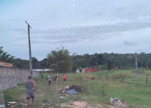 Ocupação irregular comandada por facção criminosa é desarticulada em Manaus